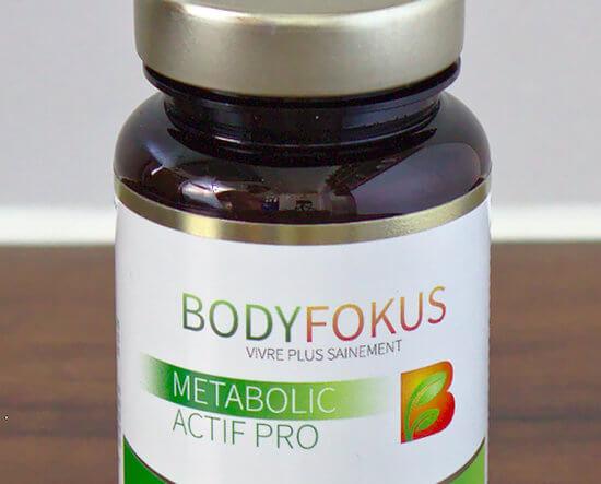 Metabolic Actif Pro